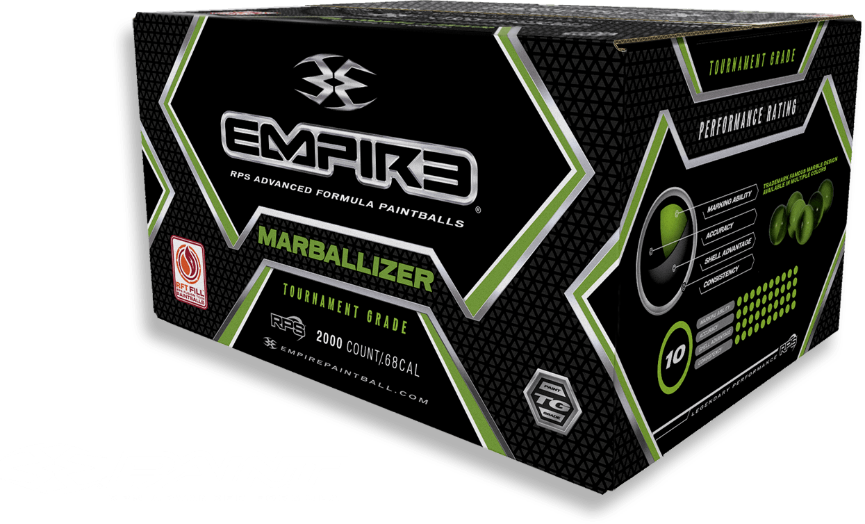 Empire Paintball – Be a Game Changer!